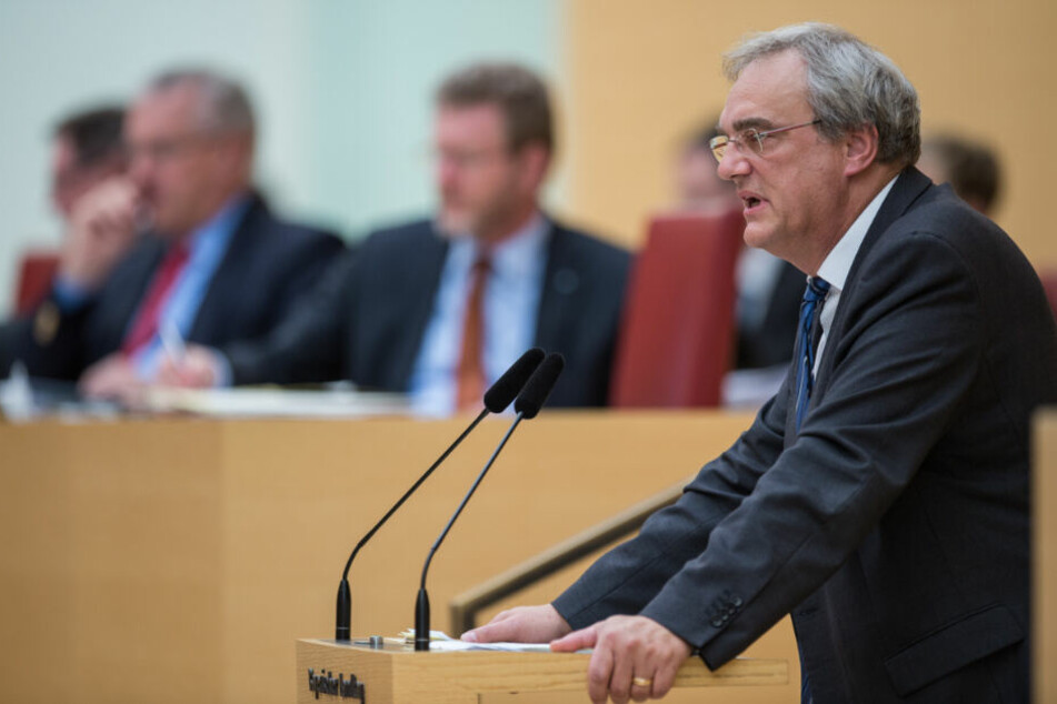 Florian Ritter (SPD) nannte die Streichung der Vereinigung aus dem Verfassungsschutzbericht längst überfällig. (Archiv)