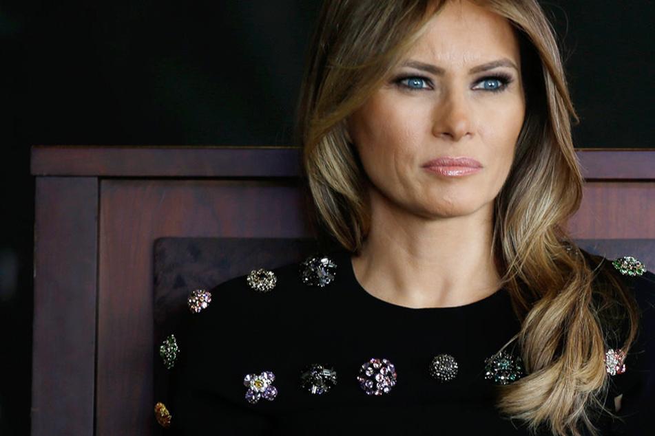 Sorge um die First Lady: Melania Trump im Krankenhaus!