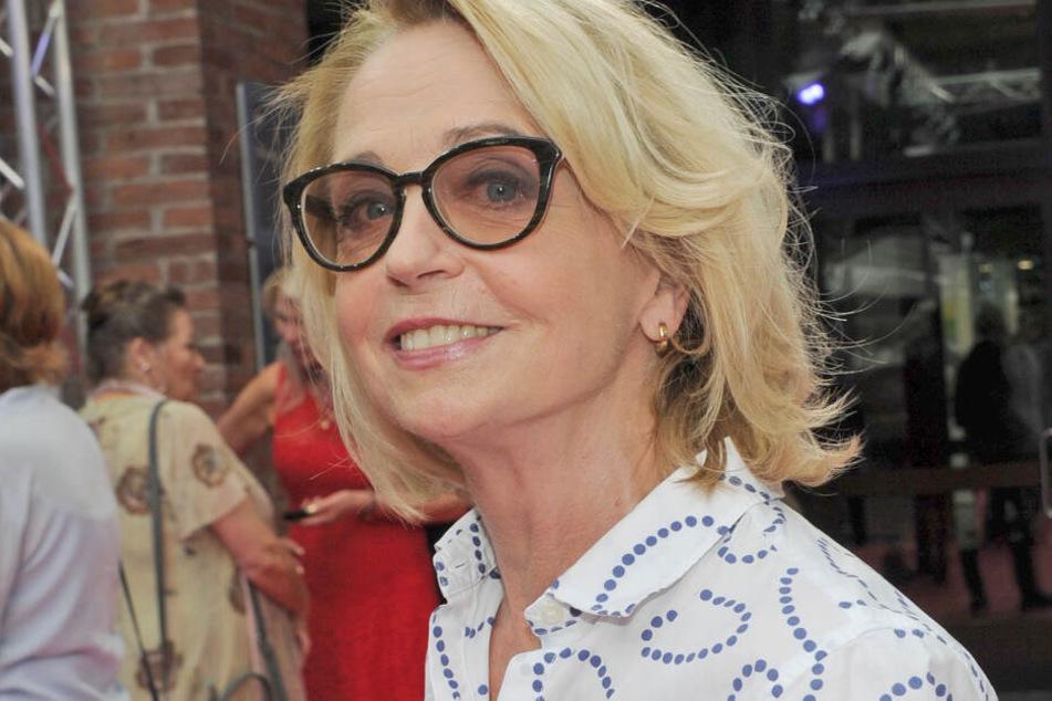 """Die Schauspielerin Gisela Schneeberger (70) bei der Filmpremiere des ZDF-Zweiteilers """"Bier Royal"""" in München."""