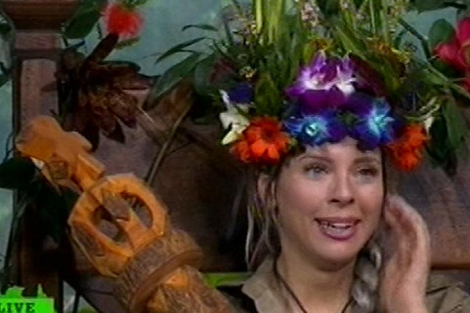 Wurde von ihrer Mutter zum Reifen in den Dschungel geschickt: Schwester Jenny ist Dschungelkönigin 2018.