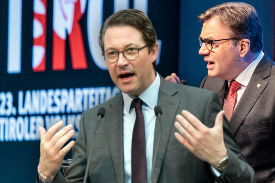 Streit um Blockabfertigungen: Tiroler Chefpolitiker attackiert Scheuer