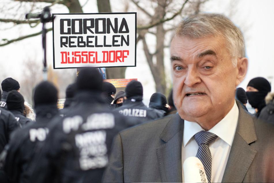 """Reul will Radikalisierung von """"Querdenkern"""" ernst nehmen"""
