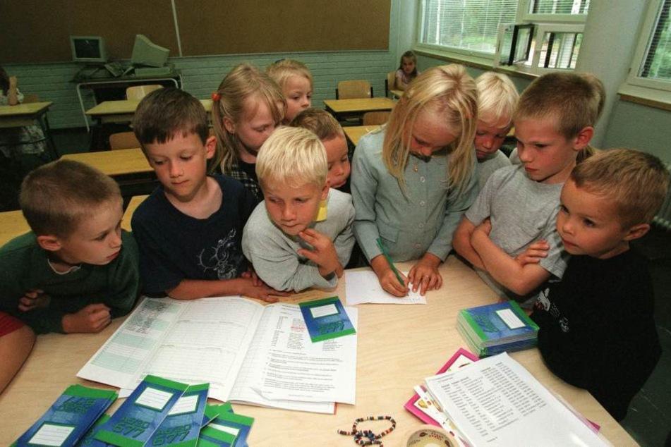 Gruppenarbeit statt Frontalunterricht: So wird es in 4 Jahren in finnischen Schulen wie hier in Koulu aussehen.