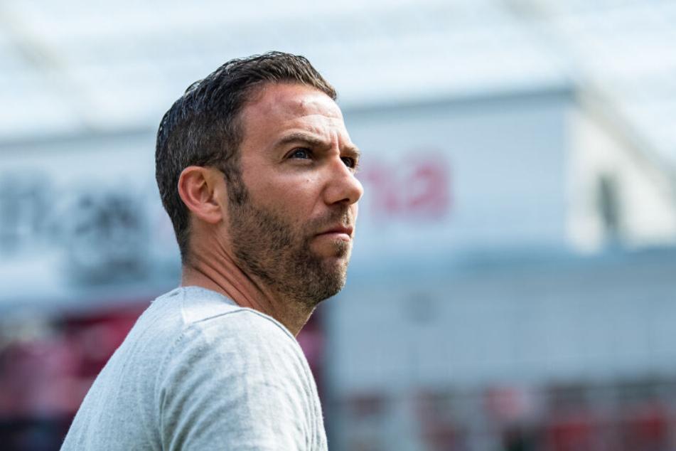 Boris Schommers und der 1. FC Nürnberg müssen Punkte auf den Relegationsplatz gut machen.