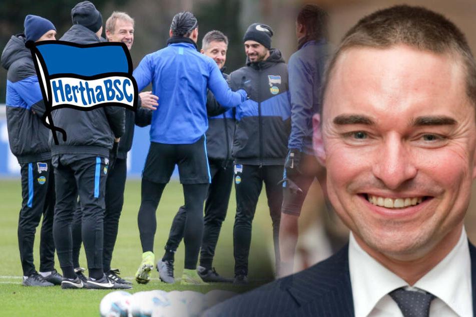 Hertha-Investor Windhorst ist jetzt Fußballfan und lädt Mannschaft auf Yacht ein
