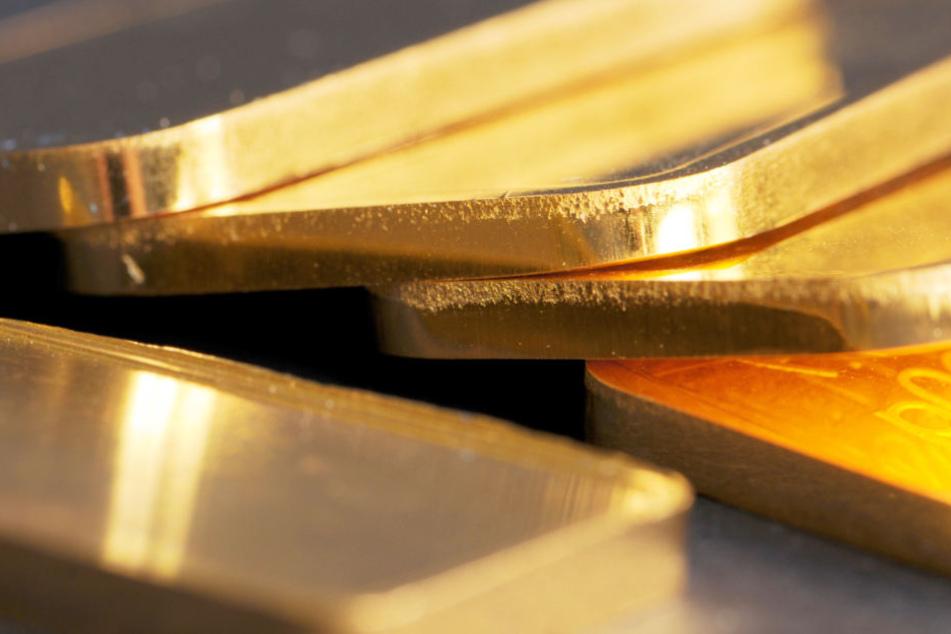 Mann findet Goldbarren und bringt sie zum Fundbüro: Die Belohnung ist eher mau