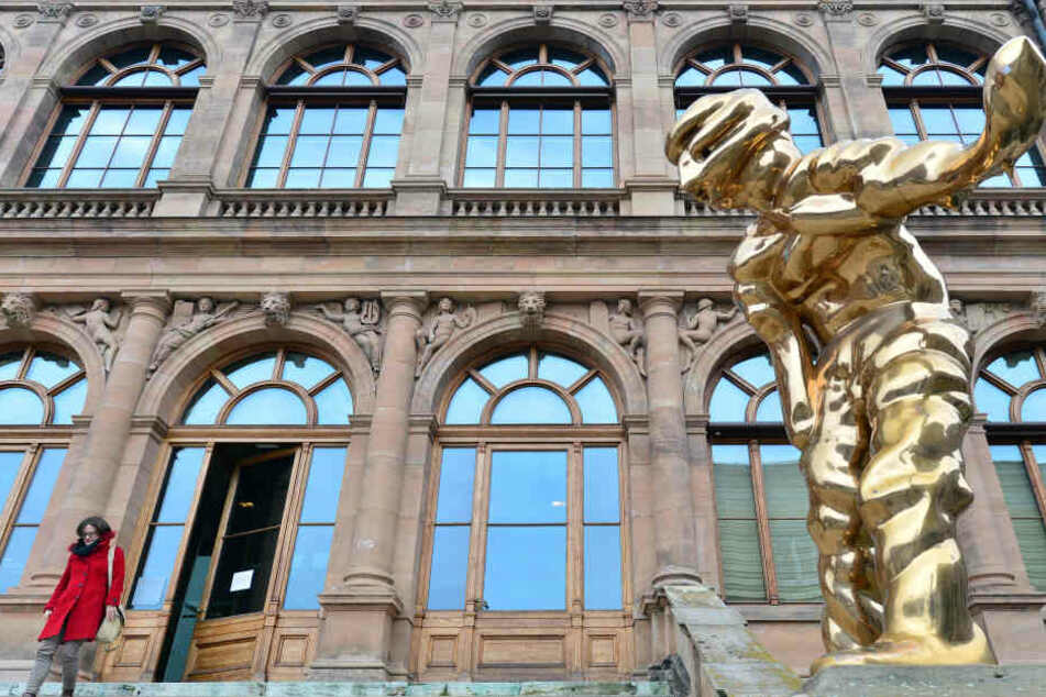 Der Umbau des Neuen Museum in Weimar gewann den mit 11.000 Euro dotierten Preis.
