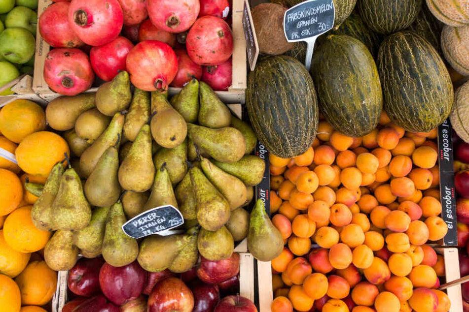 Die 11 beliebtesten Obstsorten der Deutschen