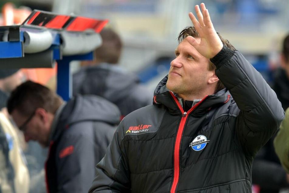 Wird sich Manager Markus Krösche bald von den SCP-Fans verabschieden und bei einem neuen Verein anheuern?