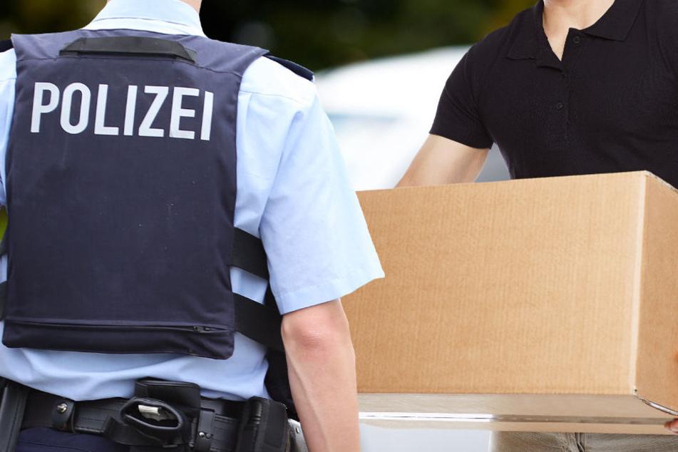 Den Polizisten reichte ein Blick auf den Inhalt des Pakets, um sofort alarmiert zu sein (Symbolbild).