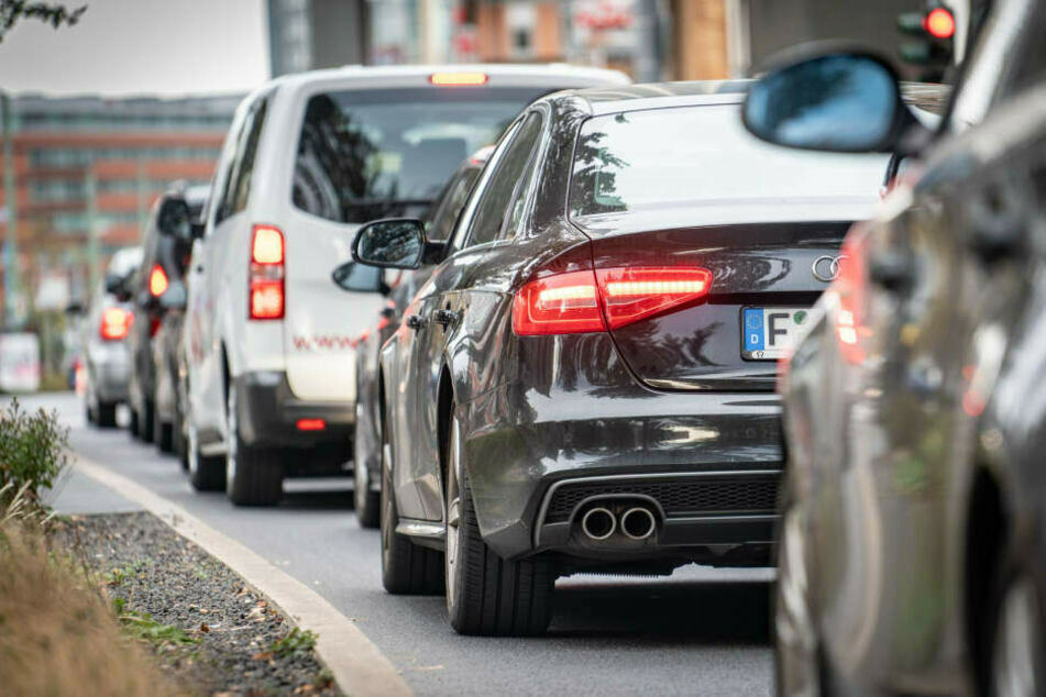 Der Verkehr in den Straßen hat spürbar nachgelassen - das hat derzeit positive Effekte auf die Stickoxid-Belastung.