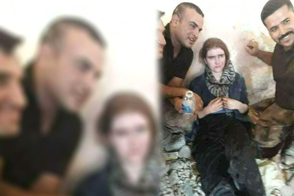 Die Pulsnitzerin Linda W. (18) wurde 2017 in Mossul geschnappt.