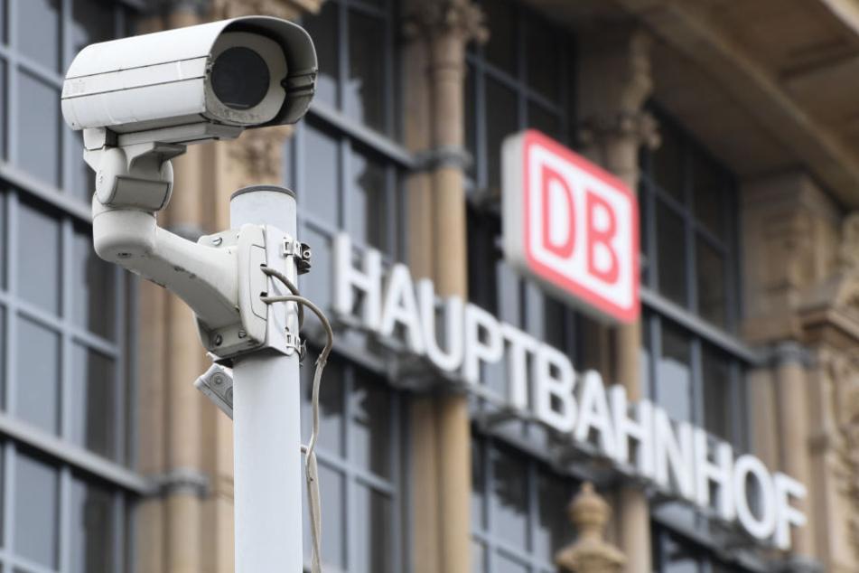 Auch am Frankfurter Hauptbahnhof setzt man auf Videoüberwachung.