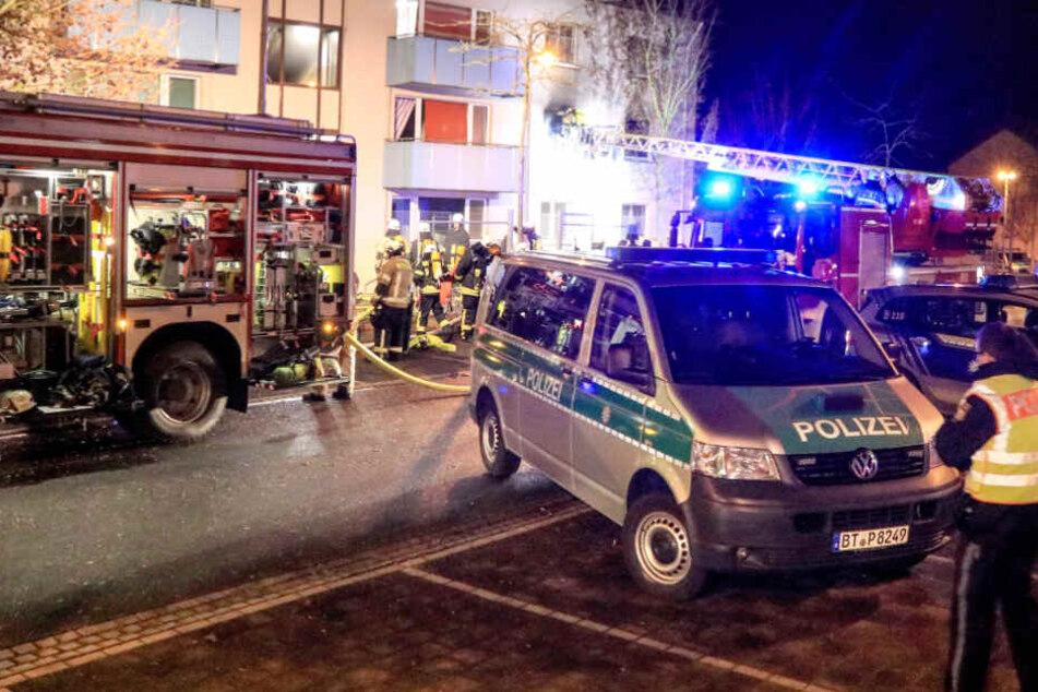 Im Bamberger Ankerzentrum war es zu einer Revolte gekommen. (Archivbild)