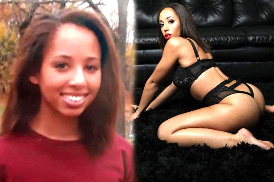 Sex auf dem Scheisshaus mit Mandy Mystery