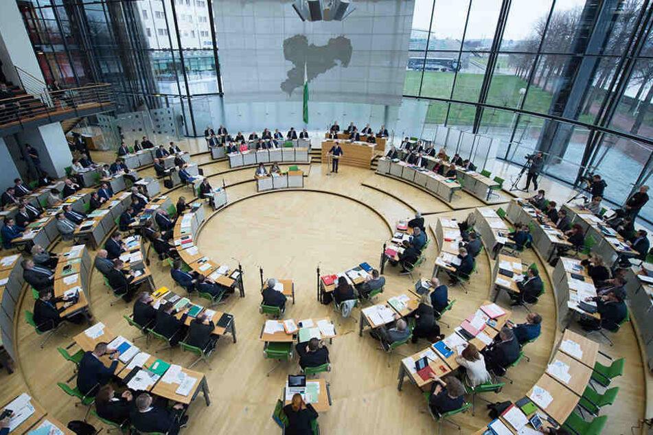 Der Landtag muss sich mit dem Volksantrag beschäftigen. Wird er abgelehnt, bleibt der Initiative noch der Volksentscheid.