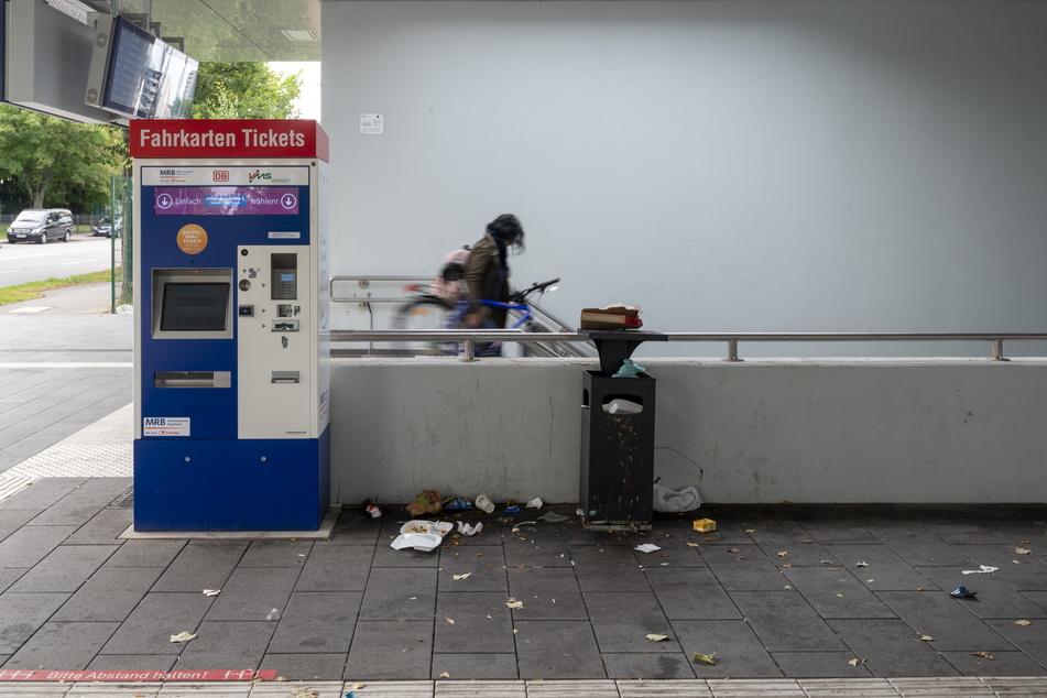 Im August sorgten Müllberge am neuen Fußgängertunnel für Ärger. Mittlerweile wurde die Ecke gereinigt.