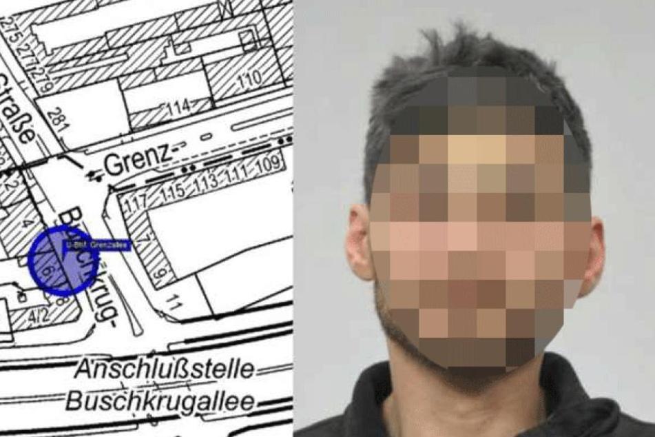 Der Mörder von Mohammed Abo H. (F., 31) ist offenbar gefasst.