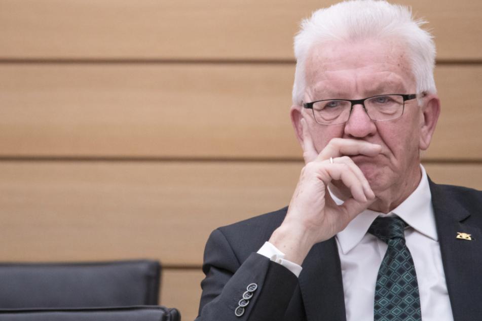 Kretschmann traut Umfragen wegen Corona-Pandemie gerade gar nicht