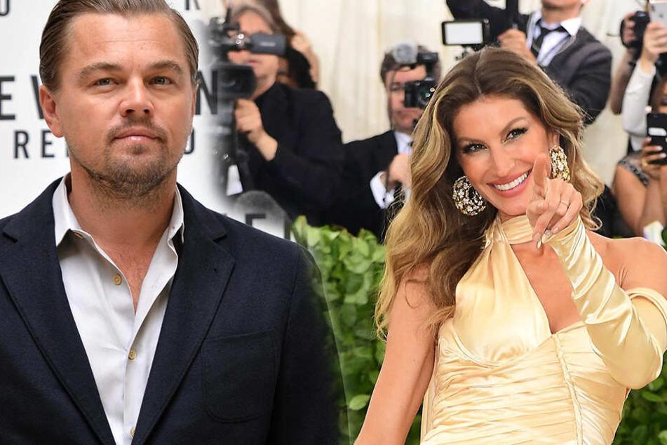 Nur mit Alkohol auszuhalten: Darum machte Topmodel mit Leonardo DiCaprio Schluss