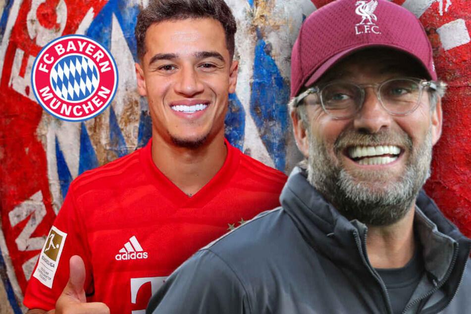 Coutinho-Deal: Das sagt Jürgen Klopp zum Coup des FC Bayern