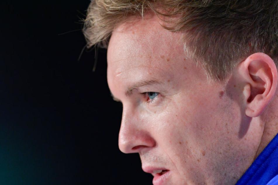 """Fordert gegen Donzek einen """"dreckigen"""" Sieg: TSG-Hoffenheim-Coach Julian Nagelsmann (31)."""