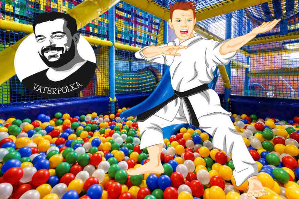 Erlebnis Indoor-Spielplatz: Apocalypse Now