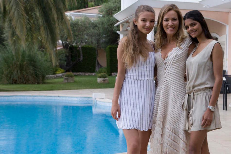 """""""Plötzlich arm, plötzlich reich"""": Jessica Stockmann zieht mit Töchtern von Monaco nach Marzahn"""