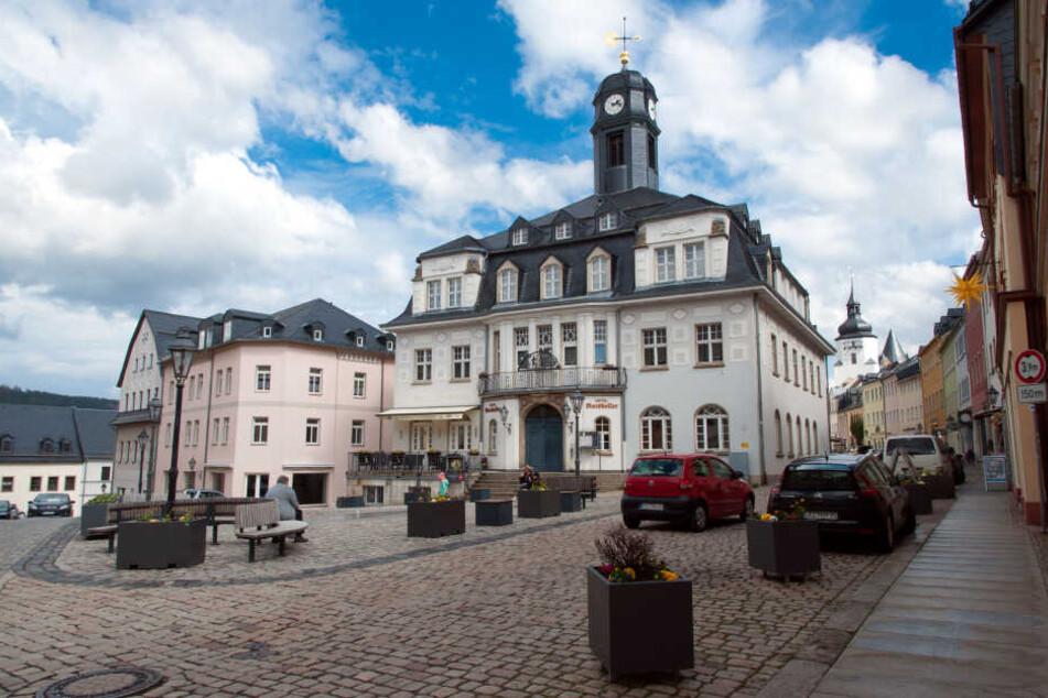 Im Juni wird in Schwarzenberg ein neuer Oberbürgermeister gewählt.