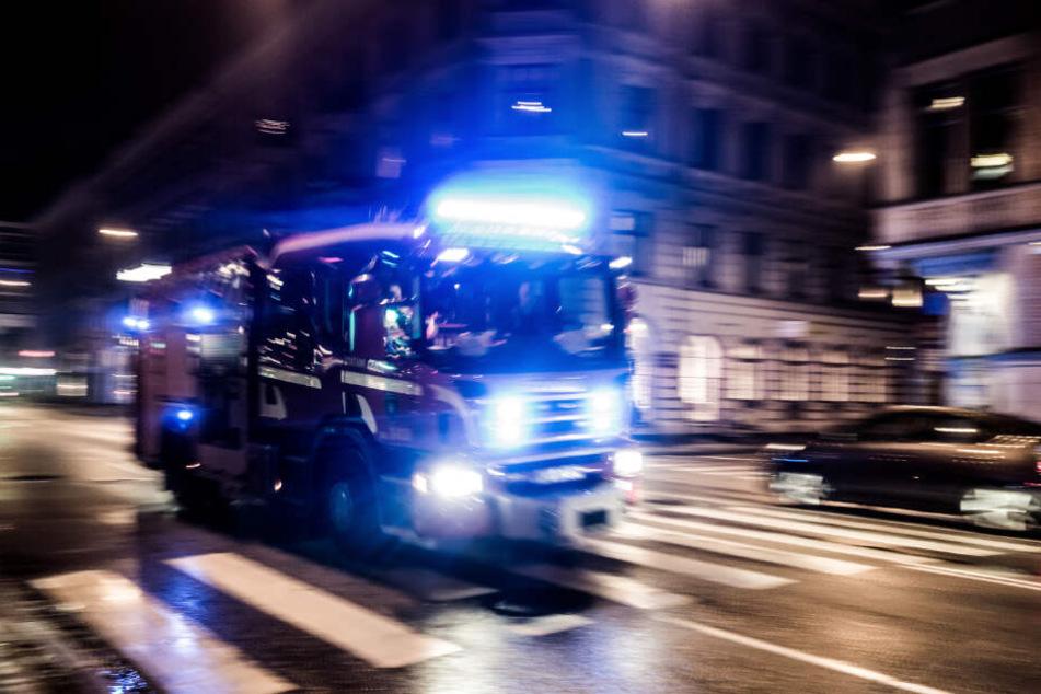 Tödliches Feuer in Eberswalde: Mann stirbt in Brand-Haus
