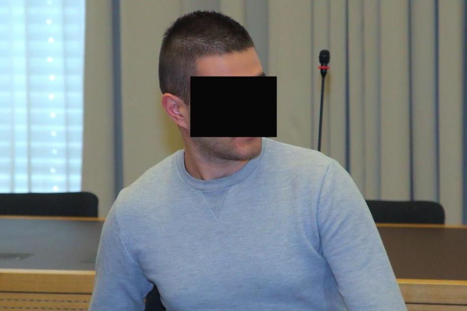 Thomarild B. (25) wurde beim Einbruch von den Hauseigentümern  überrascht.