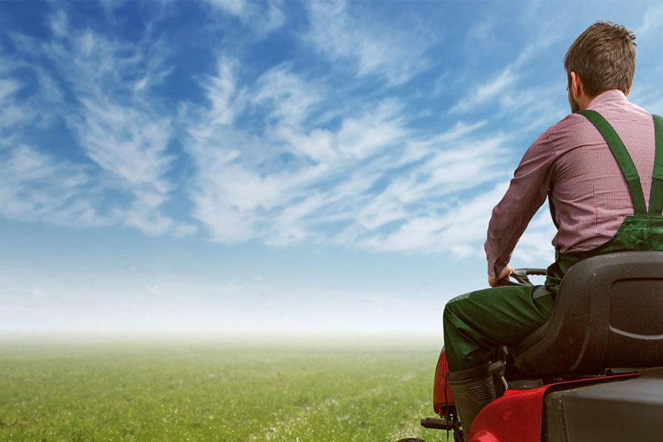 Wohin geht die Reise? Viele Bauern stehen vor dem Bankrott. (Symbolfoto)