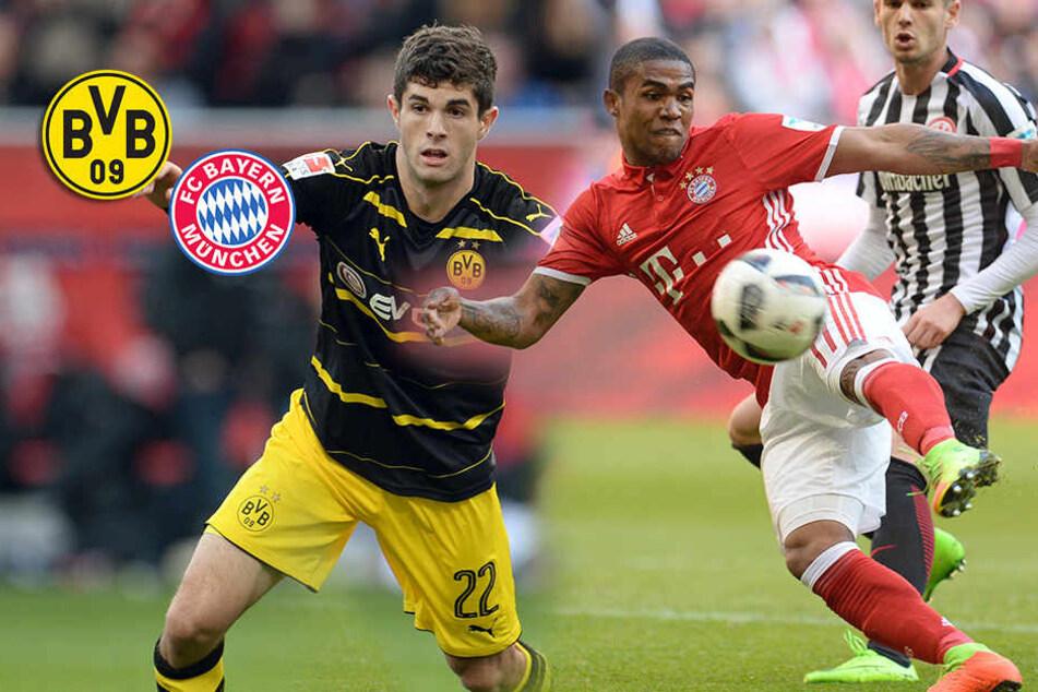 Dortmund muss in Champions League gegen Monaco ran, die Bayern gegen Real Madrid