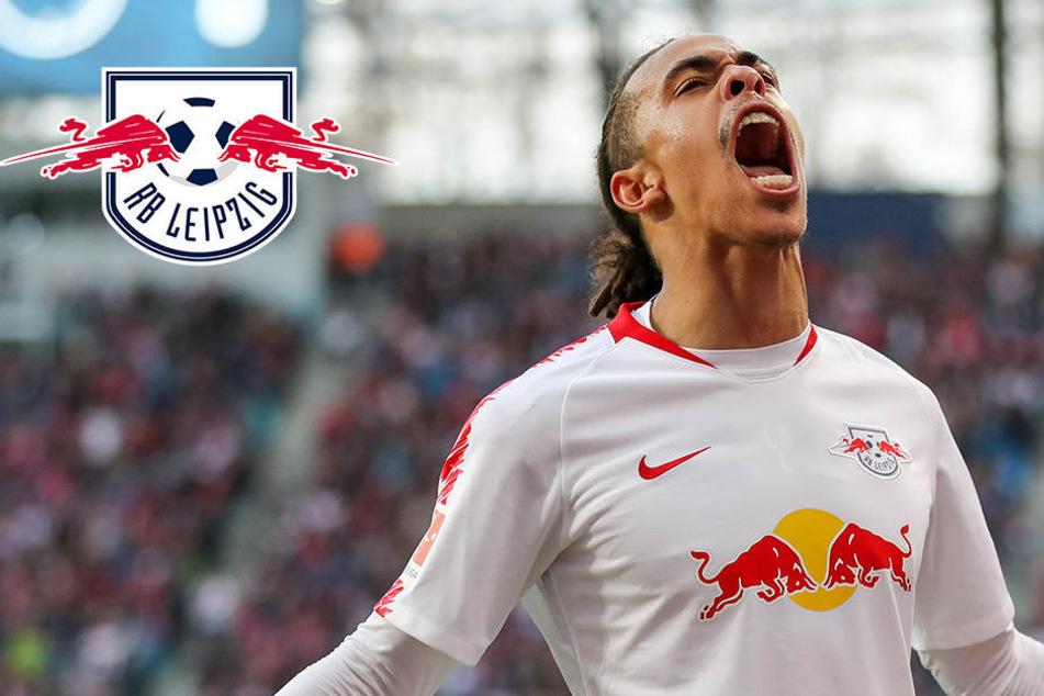 3:0! RB Leipzig schlägt Leverkusen und lässt die Bayern hinter sich