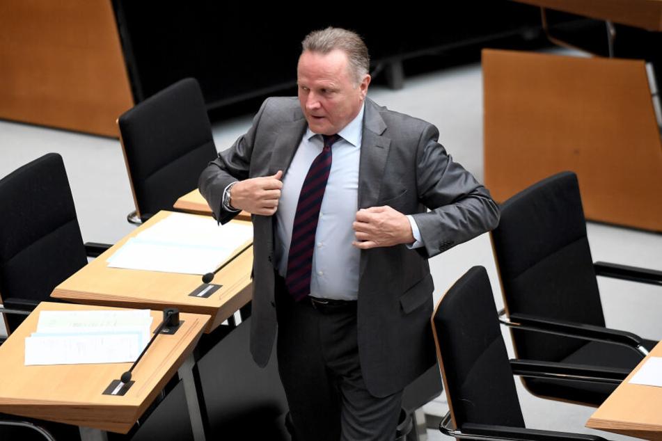 Georg Pazderski ist der bisherige Fraktionschef der Berliner AfD.