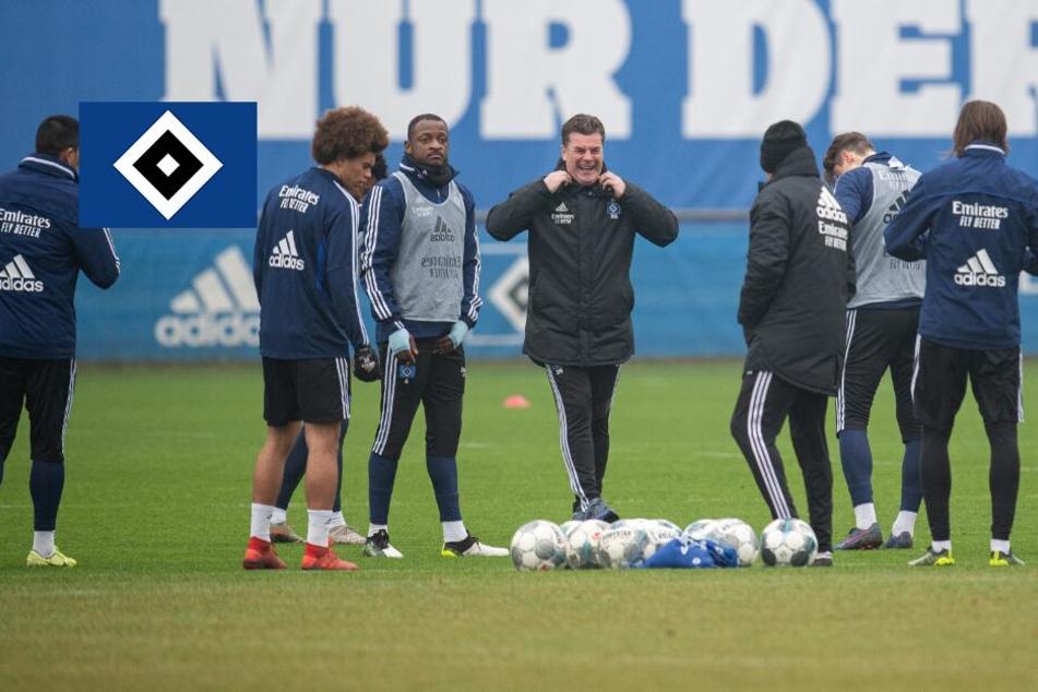 HSV beendet Trainingslager: So lautet das Fazit von Coach Dieter Hecking