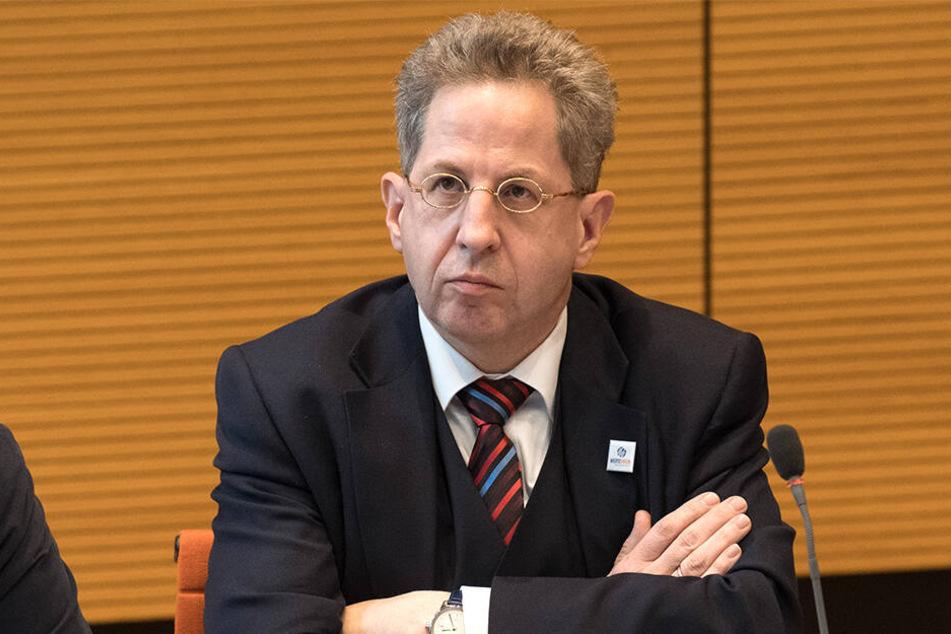 Hans-Georg Maaßen (56) wurde im November 2018 in Ruhestand versetzt.