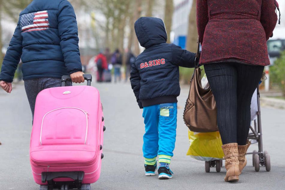 Im ersten Halbjahr 2018 kamen 15.700 Asylbewerber nach NRW (Symbolbild).