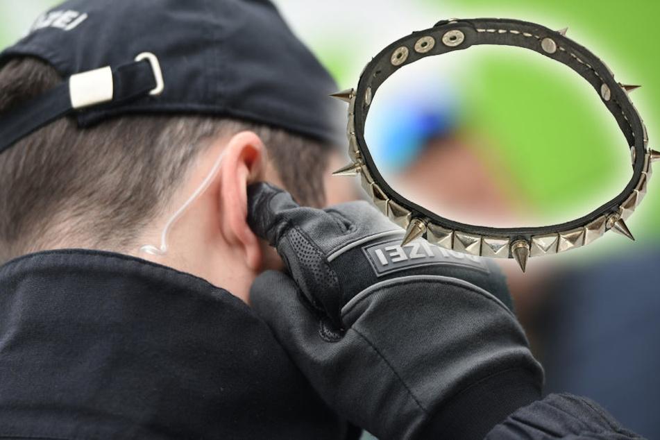 Am 3. Mai lief ein nackter Mann mit BH und Halsband durch Ottendorf-Okrilla - wer hat ihn gesehen? Symbolbild!