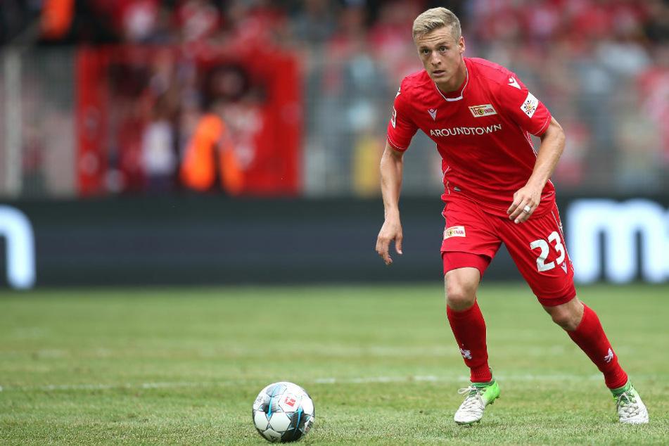 Felix Kroos (29) wechselt von Union Berlin zu Zweitliga-Aufsteiger Eintracht Braunschweig.