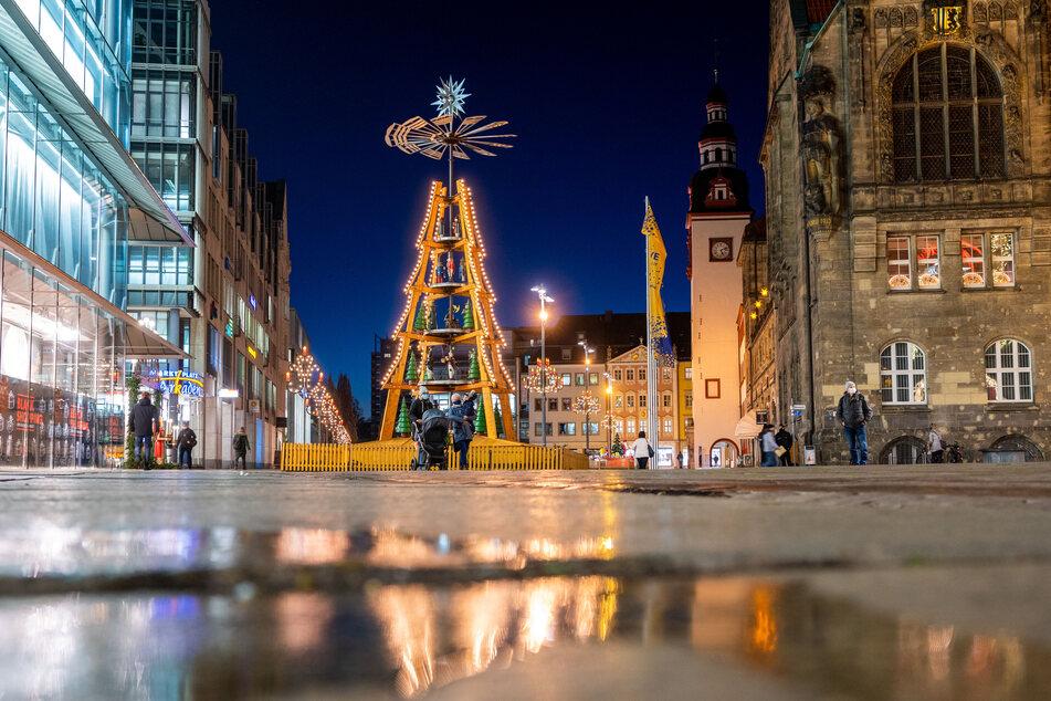 Chemnitz: Auch im Dezember kein Weihnachtsmarkt!