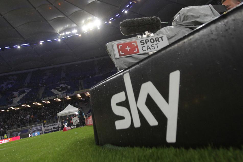 Sportlich derzeit auf der Ersatzbank Sky lässt sich Alternativen für seine Kunden einfallen
