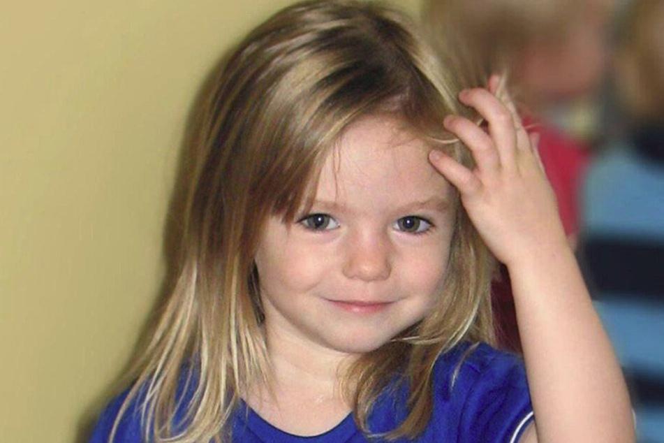 Madeleine McCann damals im Alter von 3 Jahren. (Archivbild)