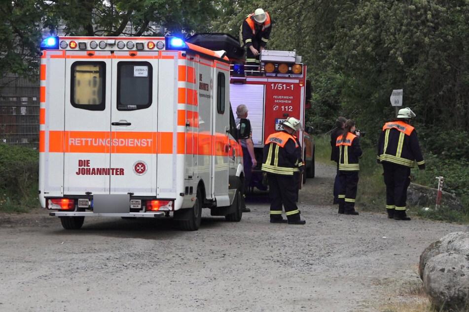 41-jährige Frau tot aus Badesee in Bensheim geborgen