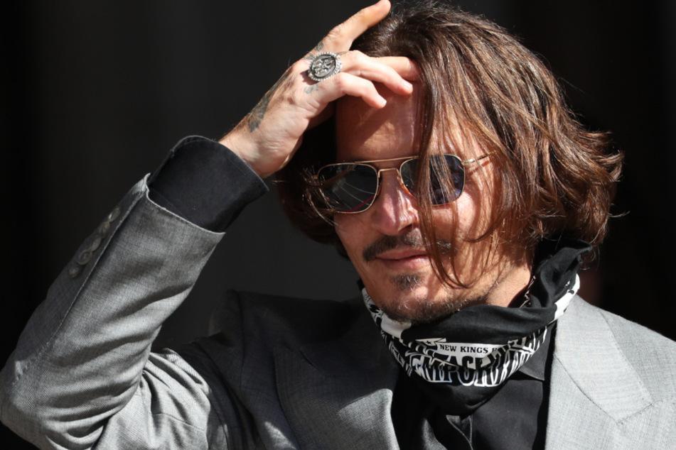 Einspruch gegen Urteil abgelehnt! Jetzt muss Johnny Depp richtig viel blechen