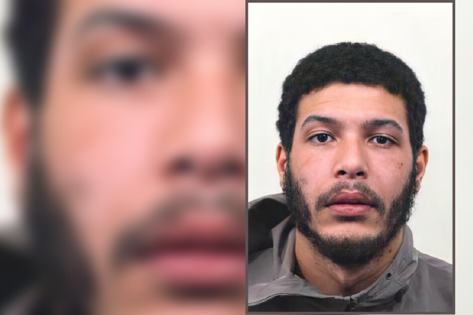 Die Polizei fahndet zurzeit nach dem 24-jährigen Maliq Denzel P. aus den Niederlanden.