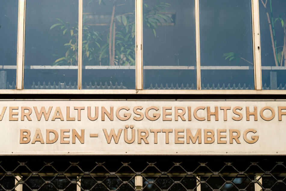 Der Verwaltungsgerichtshof von Baden-Württemberg.