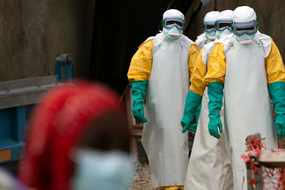 Horror in Ebola-Gebiet: Miliz tötet mindestens zwölf Menschen