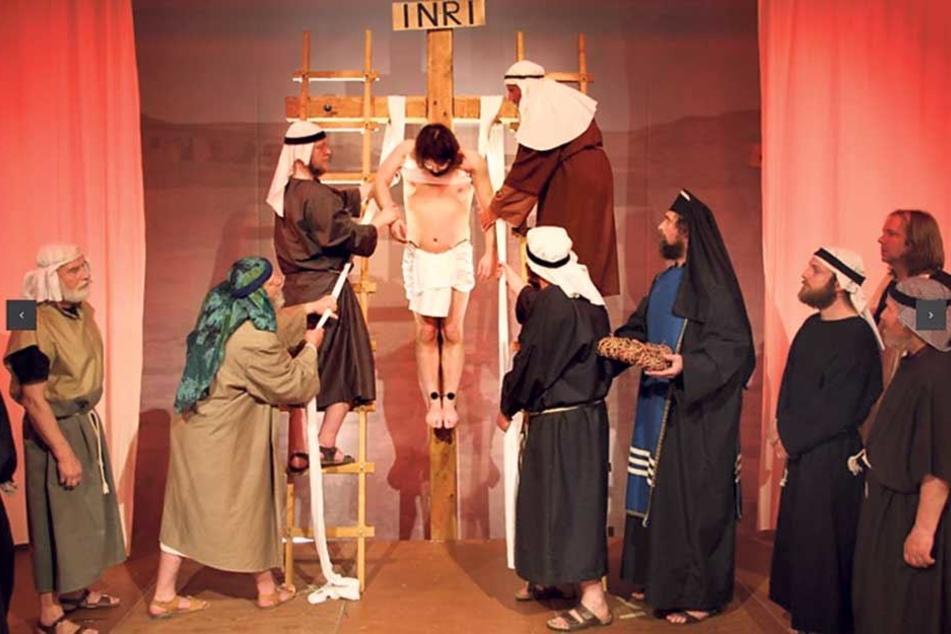 In sächsischem Dorf soll es Jesus bald zwei Mal geben