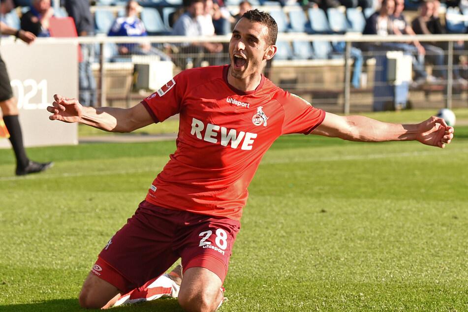 Ellyes Skhiri (26) vom 1. FC Köln hat angeblich das Interesse bei Klubs in Europa geweckt.